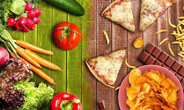как научиться меньше есть чтобы похудеть