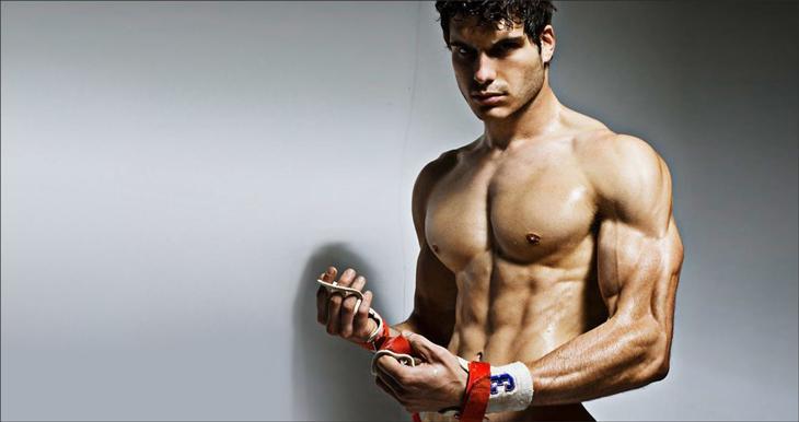Как сжечь жир на грудных мышцах мужчине