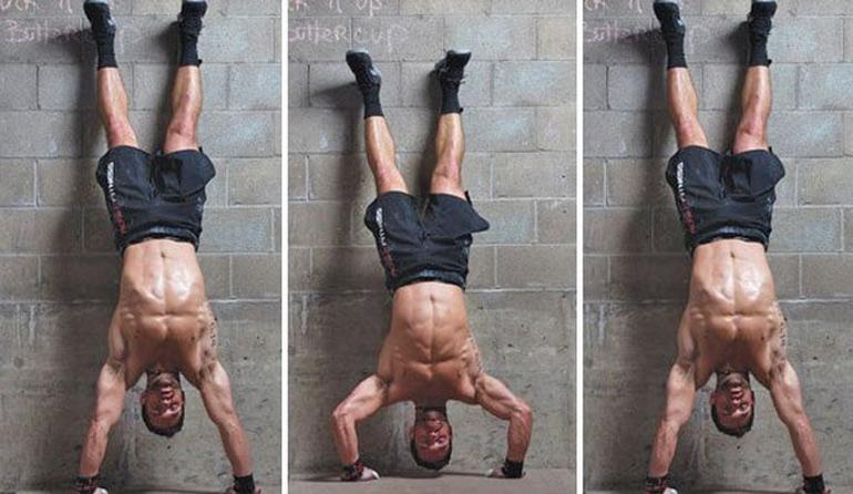 ТОП-7 видов отжиманий на плечи, которыми можно подкачать мышцы + 2 пример тренировки для дома