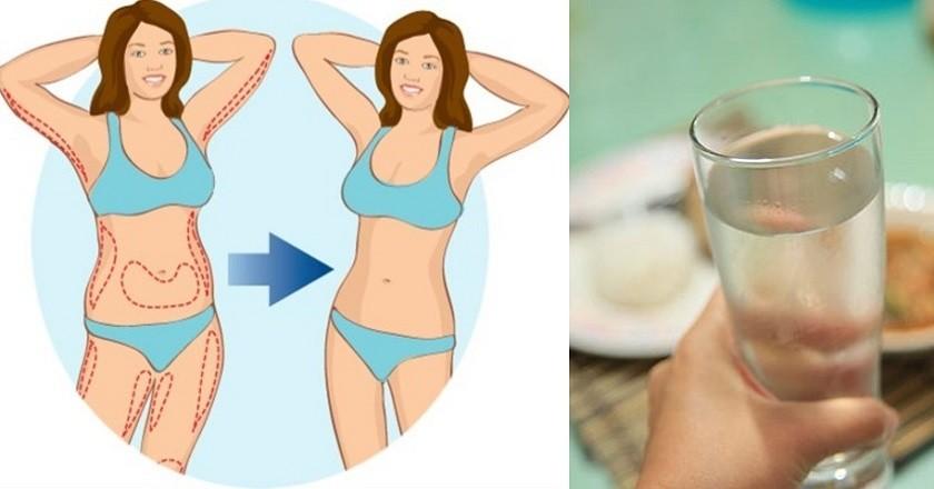 Похудеть на воде