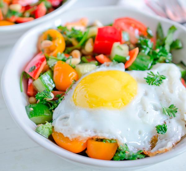 10 классных рецептов на завтрак из овощей. Изображение номер 10