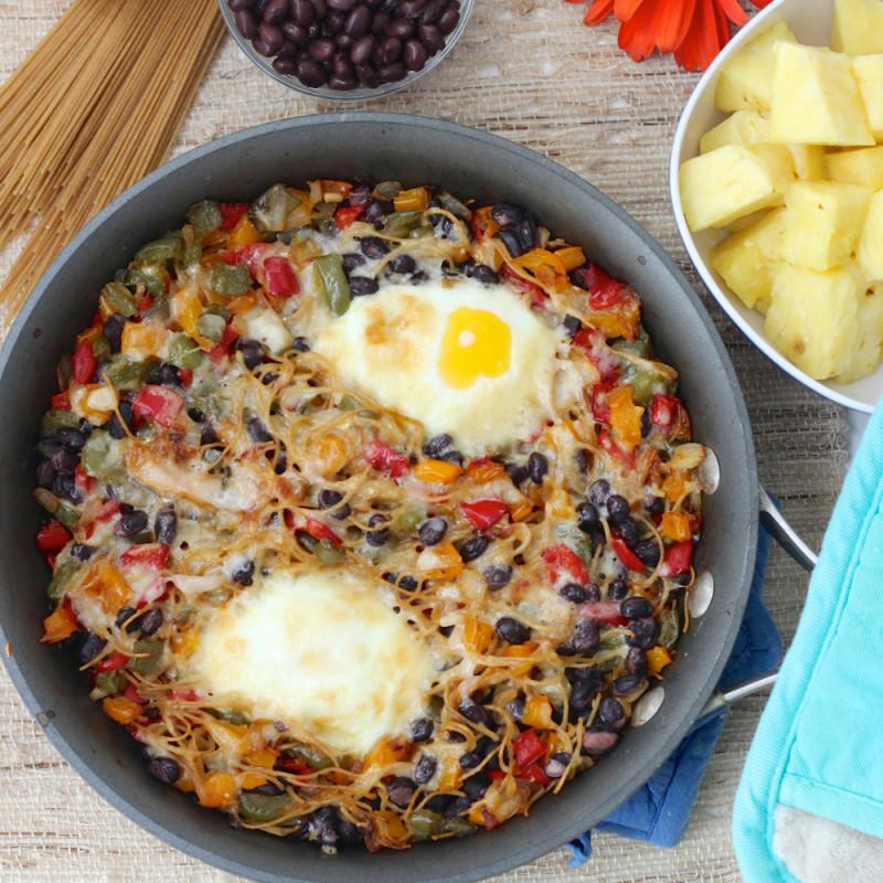10 классных рецептов на завтрак из овощей. Изображение номер 2