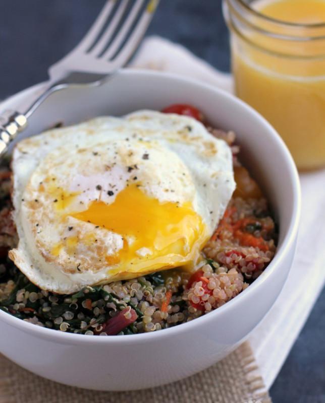 10 классных рецептов на завтрак из овощей. Изображение номер 6
