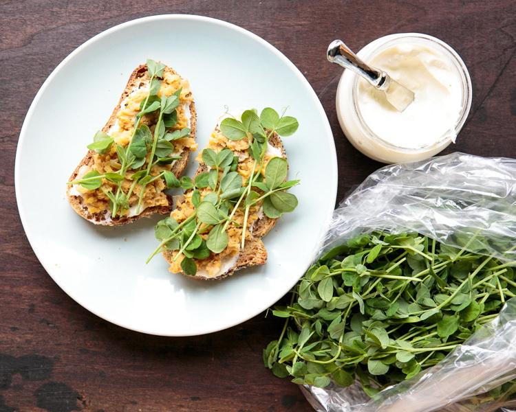 10 невероятных тостов, которые можно есть хоть каждый день. Изображение номер 9