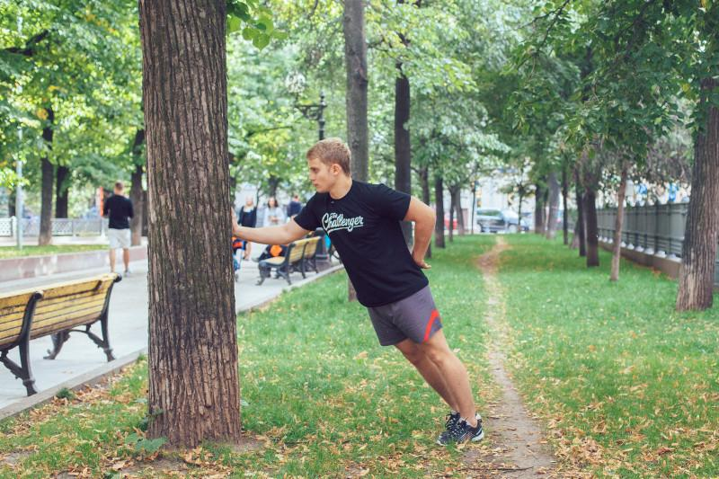 11 упражнений, которые можно делать в парке или на даче. Изображение номер 18