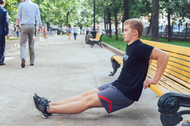 11 упражнений, которые можно делать в парке или на даче. Изображение номер 7