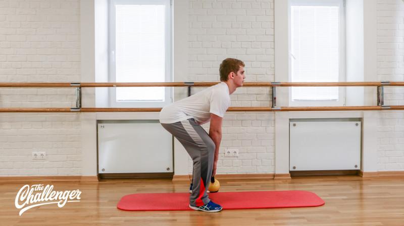 13 упражнений с гирями, которые отлично качают все мышцы. Изображение номер 4