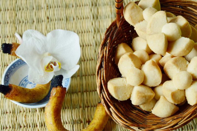 Изображение рецепта Тайское песочное печенье