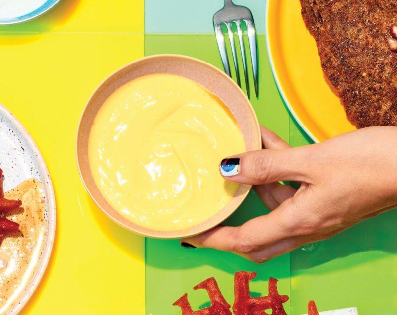Изображение рецепта Дип из грейпфрута и авокадо