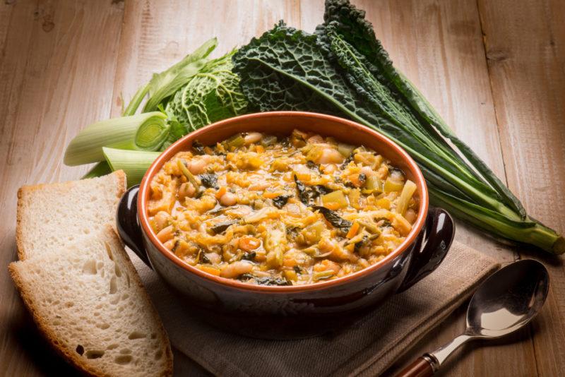 Изображение рецепта Овощной суп «Риболлита»