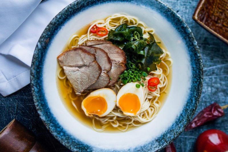 Изображение рецепта Рамен со свининой