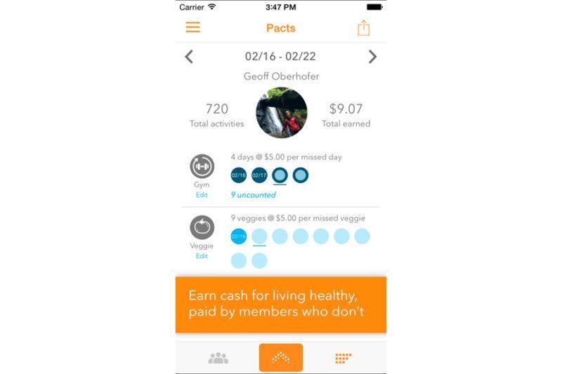 5 мобильных приложений, которые помогут сбросить лишний вес. Изображение номер 1