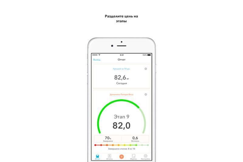 5 мобильных приложений, которые помогут сбросить лишний вес. Изображение номер 20