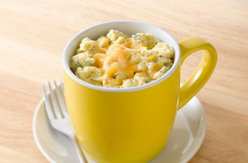 5 рецептов на завтрак, которые можно приготовить в микроволновке. Изображение номер 2