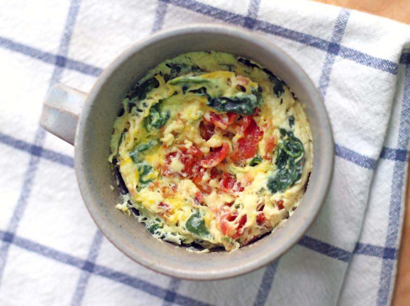 5 рецептов на завтрак, которые можно приготовить в микроволновке. Изображение номер 4