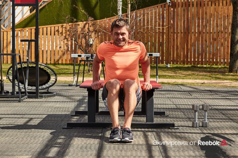 5 самых эффективных упражнений для трицепса и бицепса. Изображение номер 8