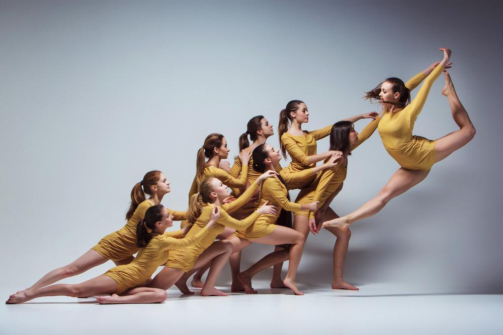 5 танцевальных направлений, которые помогут укрепить ноги. Изображение номер 3