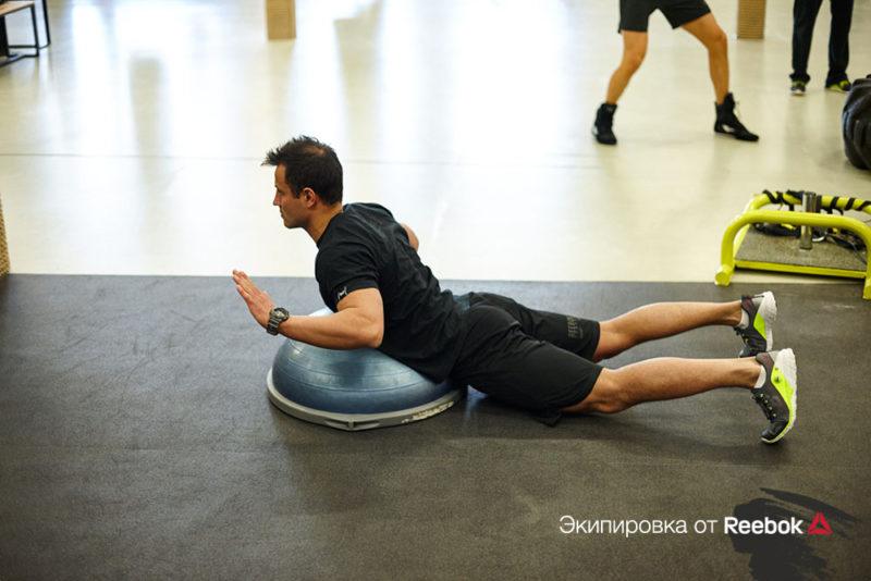 5 упражнений, которые сделают спину прямой и сильной. Изображение номер 8