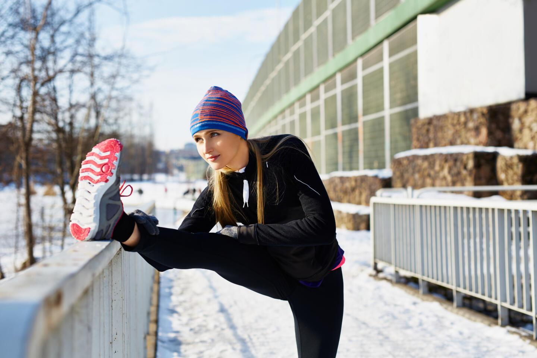 6 главных правил тренировок в холодное время года. Изображение номер 1