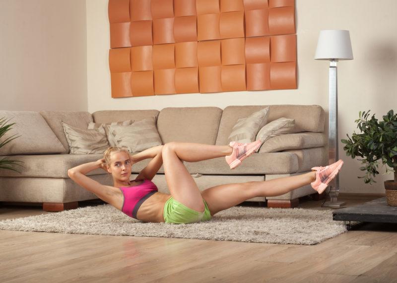 6 причин заниматься фитнесом дома. Изображение номер 1