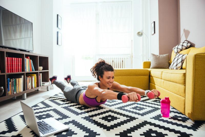 6 причин заниматься фитнесом дома. Изображение номер 5