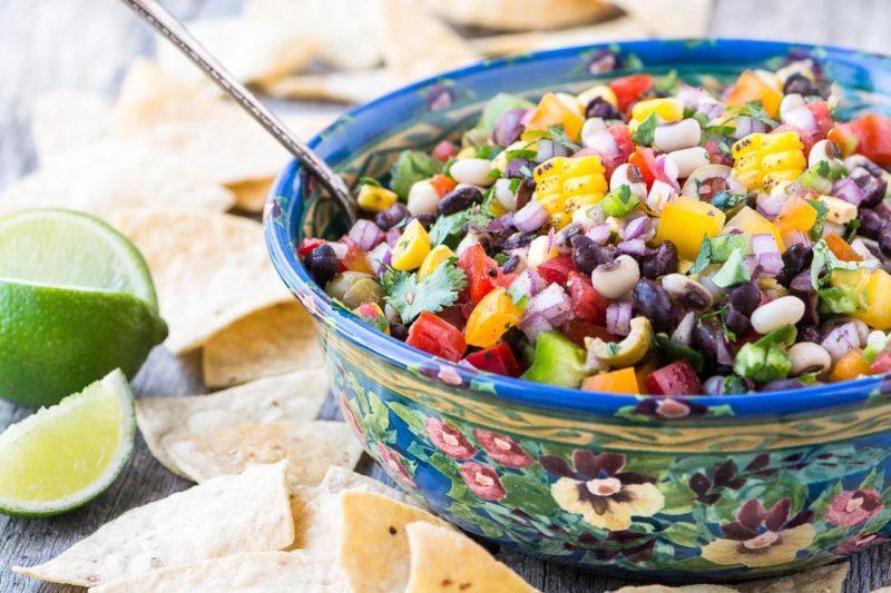 Изображение рецепта Мексиканский салат