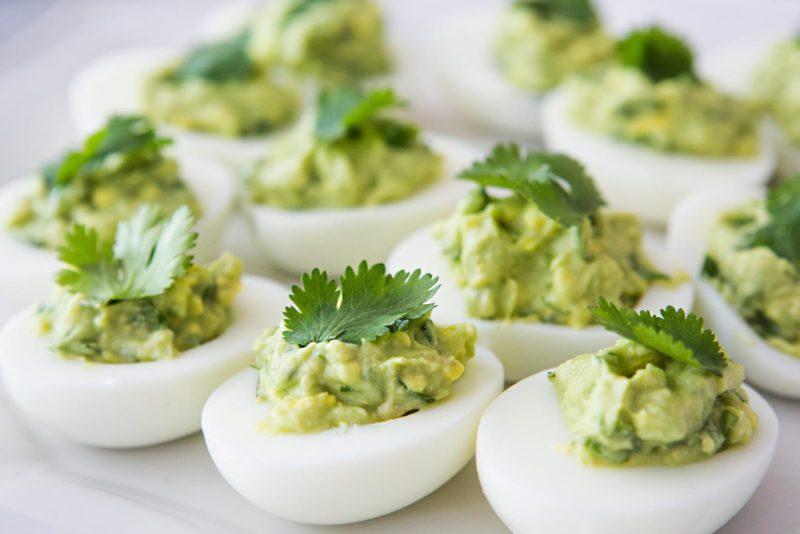 Изображение рецепта Фаршированные яйца