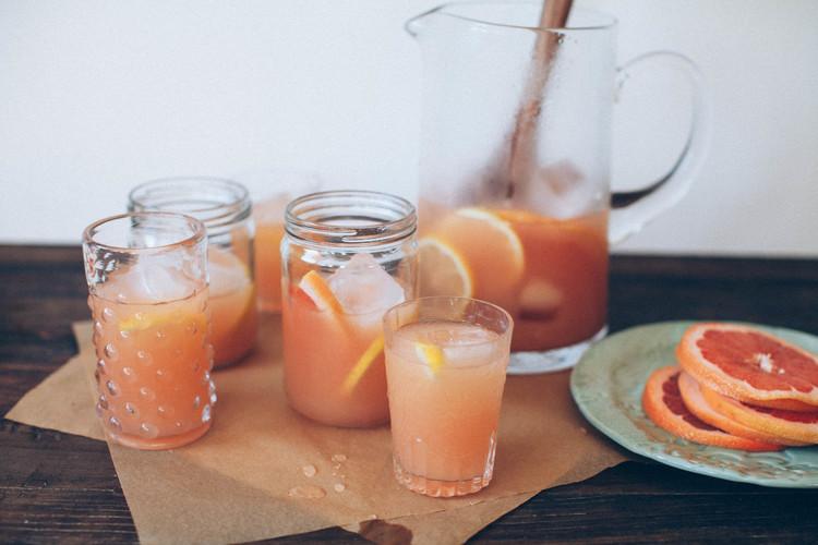 7 рецептов домашнего лимонада без сахара. Изображение номер 2