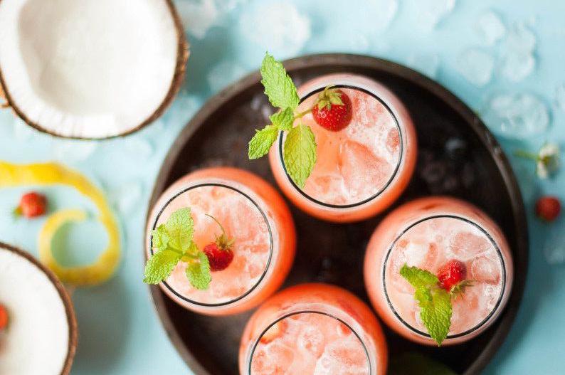 7 рецептов домашнего лимонада без сахара. Изображение номер 5
