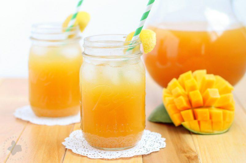 7 рецептов домашнего лимонада без сахара. Изображение номер 6