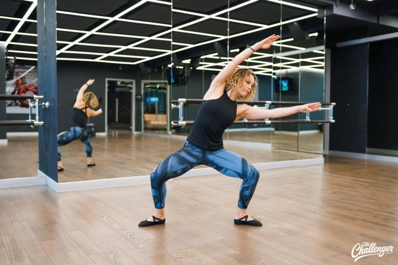 8 балетных упражнений, которые заставят работать все мышцы. Изображение номер 9