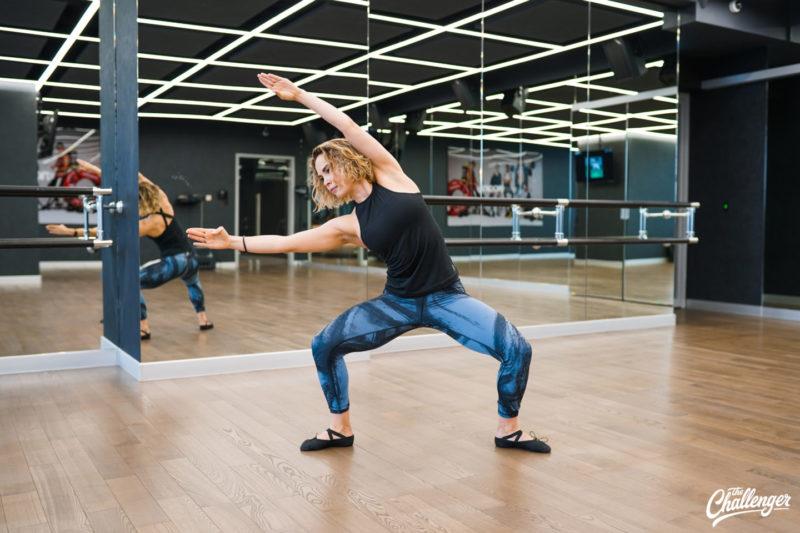 8 балетных упражнений, которые заставят работать все мышцы. Изображение номер 10