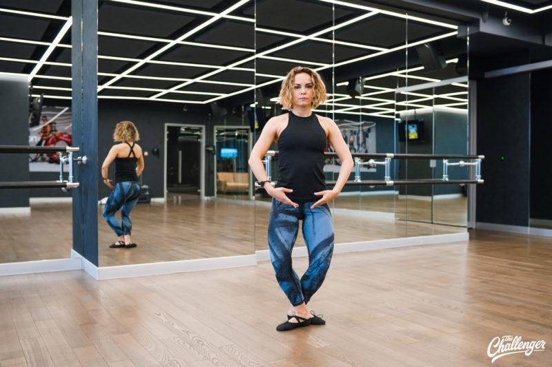 8 балетных упражнений, которые заставят работать все мышцы. Изображение номер 11