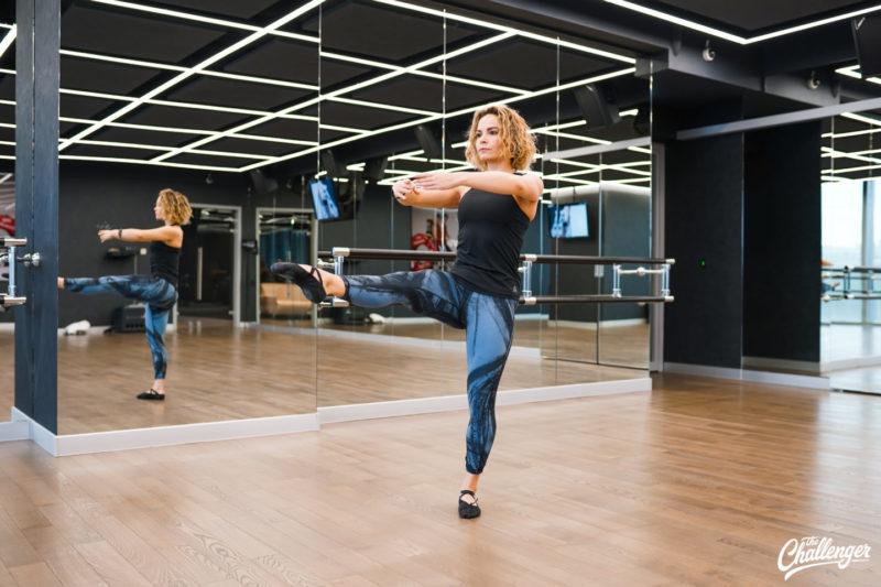 8 балетных упражнений, которые заставят работать все мышцы. Изображение номер 1
