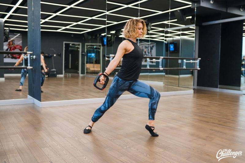 8 балетных упражнений, которые заставят работать все мышцы. Изображение номер 20