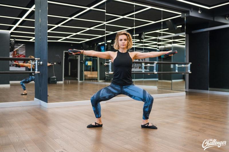 8 балетных упражнений, которые заставят работать все мышцы. Изображение номер 23
