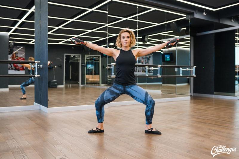 8 балетных упражнений, которые заставят работать все мышцы. Изображение номер 24
