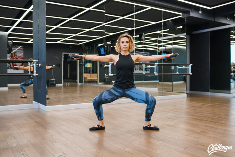 8 балетных упражнений, которые заставят работать все мышцы. Изображение номер 25