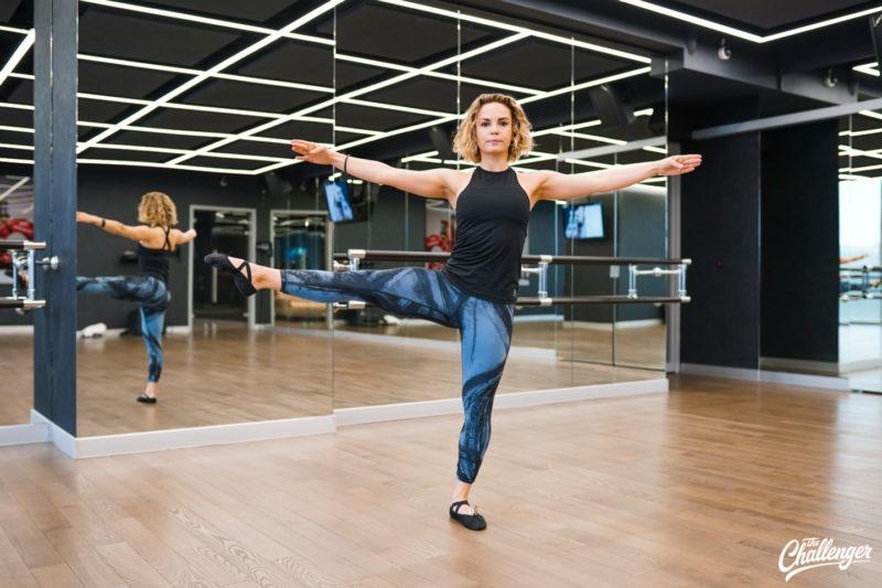 8 балетных упражнений, которые заставят работать все мышцы. Изображение номер 2