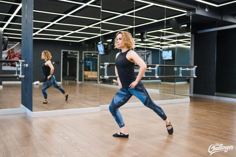 8 балетных упражнений, которые заставят работать все мышцы. Изображение номер 4
