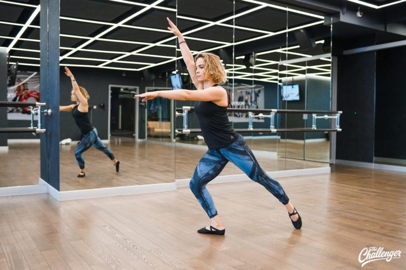 8 балетных упражнений, которые заставят работать все мышцы. Изображение номер 5