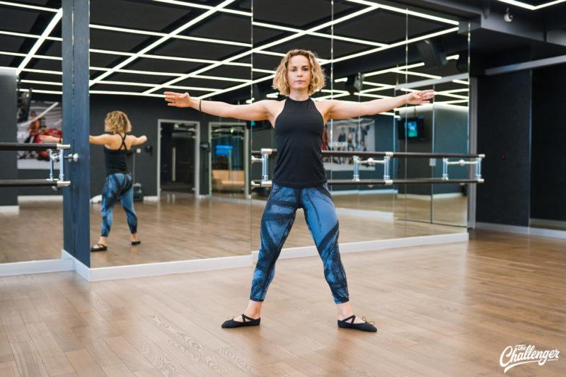8 балетных упражнений, которые заставят работать все мышцы. Изображение номер 7
