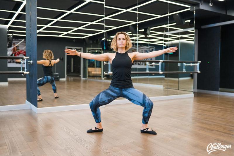 8 балетных упражнений, которые заставят работать все мышцы. Изображение номер 8