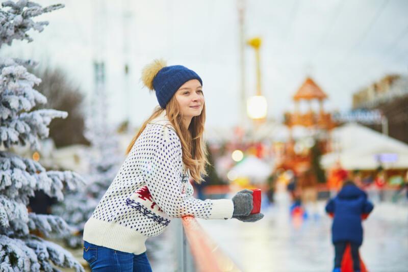 9 идей тренировок на свежем воздухе во время новогодних каникул. Изображение номер 2
