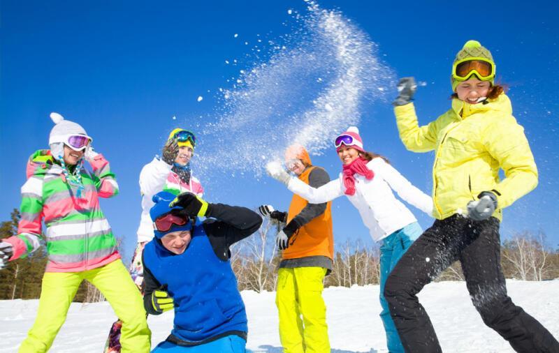 9 идей тренировок на свежем воздухе во время новогодних каникул. Изображение номер 4