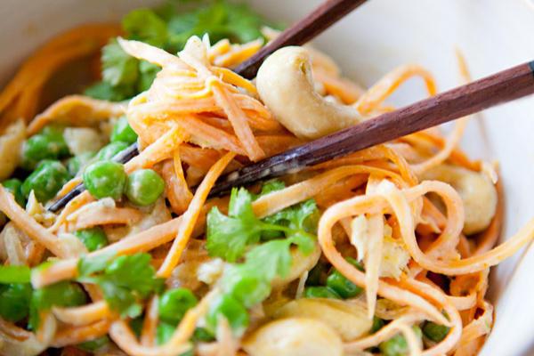 9 необычных рецептов овощной пасты. Изображение номер 3