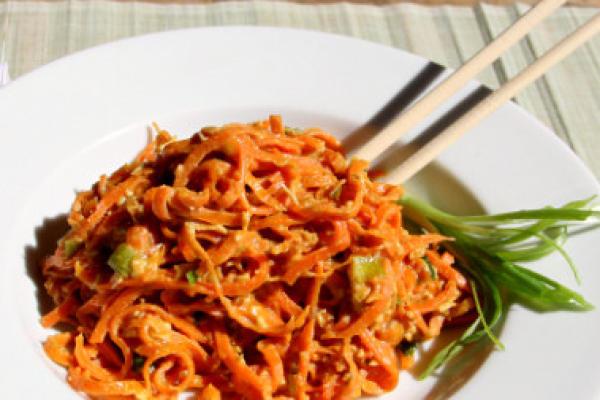 9 необычных рецептов овощной пасты. Изображение номер 6