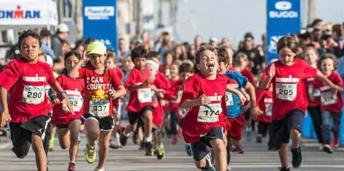 Бежим вместе — 9 забегов, в которых этим летом может поучаствовать и ваш ребёнок. Изображение номер 8
