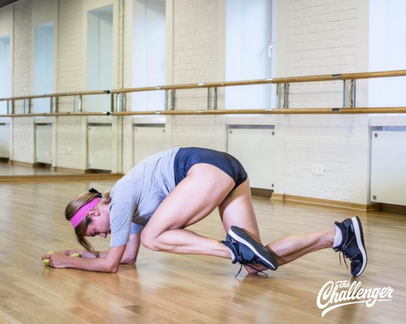 Боди-балет: 5 отличных упражнений для стройных ног. Изображение номер 3