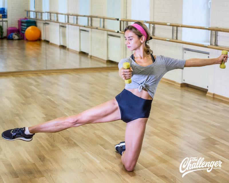 Боди-балет: 5 отличных упражнений для стройных ног. Изображение номер 7
